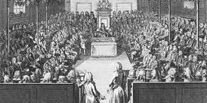 House of Commons in the 17th and 18th centuries.