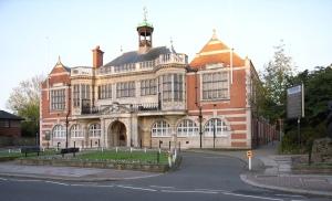 Barnet Council's Hendon Town Hall